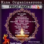 Kına organizasyonları