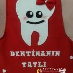 DİŞÇİ HEDİYESİ /DİŞÇİYE HEDİYE/ MUTFAK ÖNLÜĞÜ /dentist gift